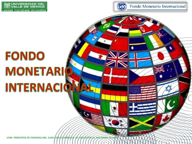 Fondo Monetario Internacional urge una reforma tributaria en ...