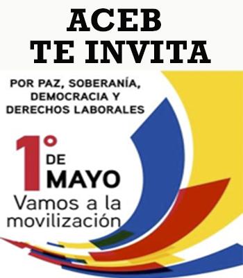 1 de mayo ACEB