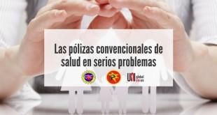 LAS PÓLIZAS CONVENCIONALES DE SALUD EN SERIOS PROBLEMAS (2)