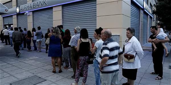 Bancos Griegos