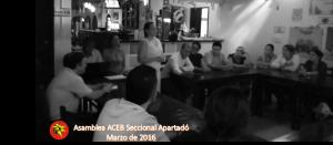 ACEB SECCIONAL APARTADO MARZO 2016.2