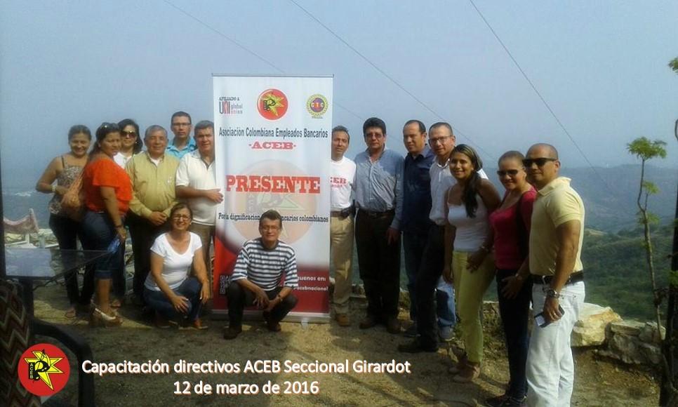 Encuentros regionales de capacitación a directivos de ACEB