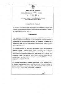 Convocatoria Tribunal de arbitramento Banco Popular20160511_09134398_002