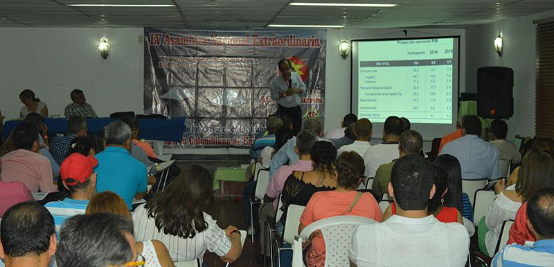 ACEB, desarrolla su LV Asamblea Nacional Extraordinaria