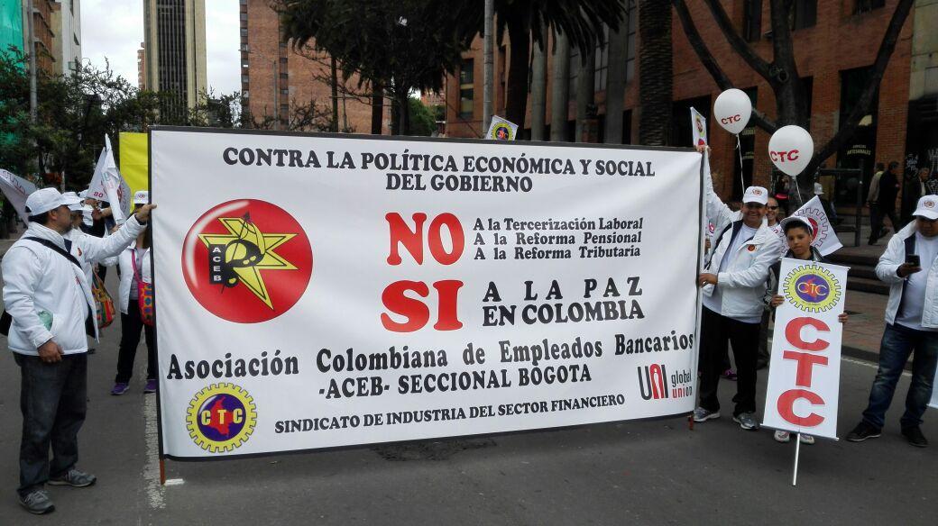 Tercerización laboral y precarización del trabajo en Colombia