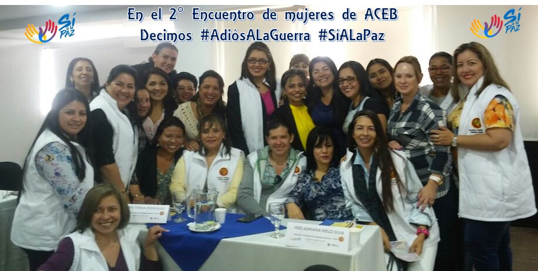 2° encuentro de mujeres ACEB