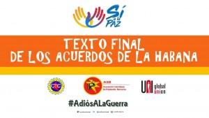 Texto final acuerdos de La Habana