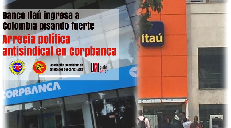 Banco Itaú ingresa a Colombia pisando fuerte