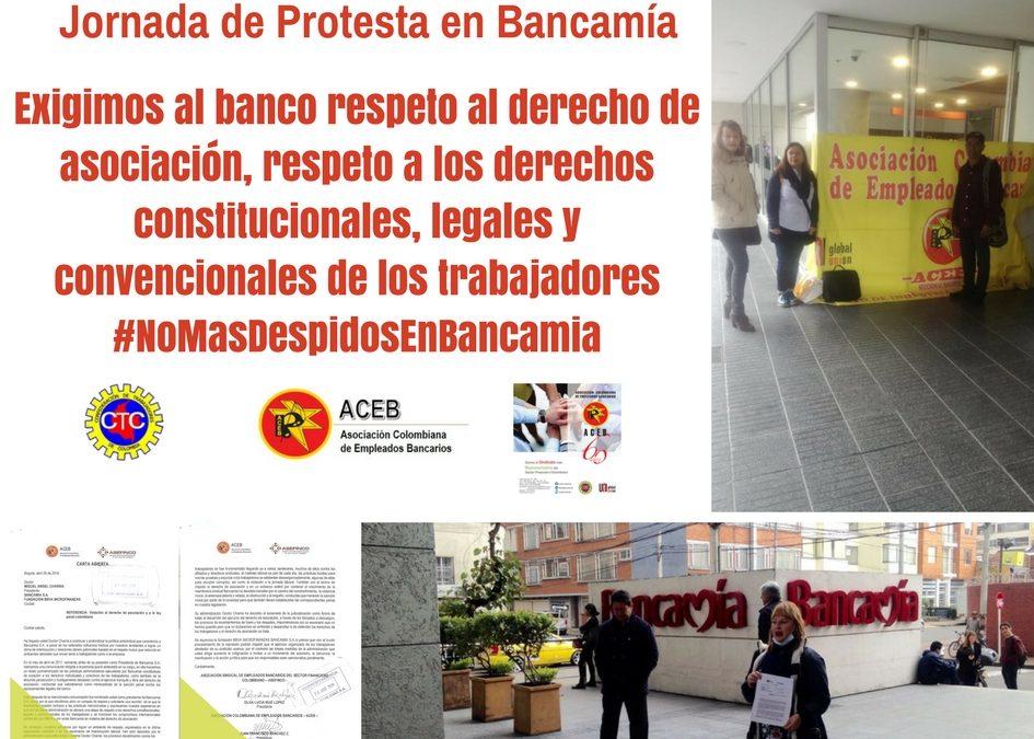 Carta abierta a Bancamia ¡Por el respeto al derecho de asociación y los derechos de los trabajadores!