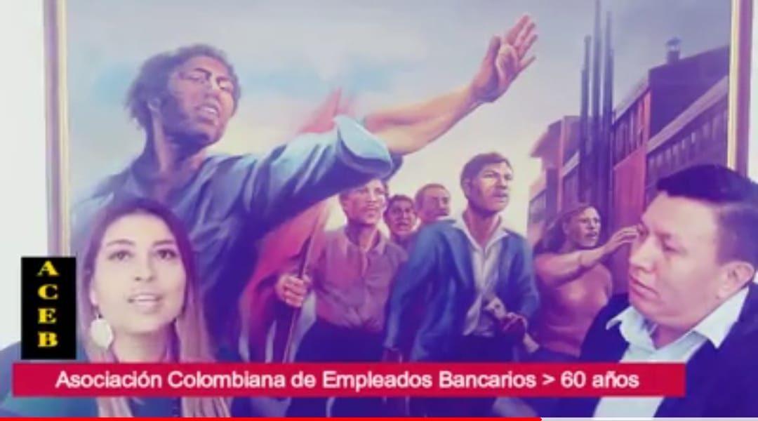 Trabajadores de Davivienda ¡ Afiliate ! es tu derecho sindicalizarte – Vídeo
